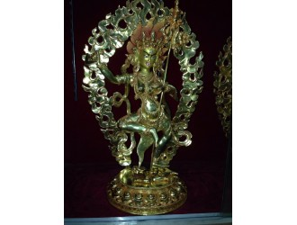 Full Gold Niratma Statue