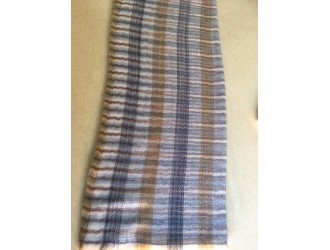 Multi Stripes Cashmere Stole