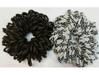 Black & White Roll Bracelets