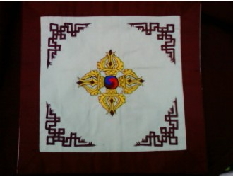 Viswa Vajra Cushion Cover