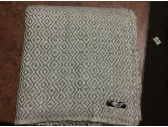 Diamond Cashmere Blanket