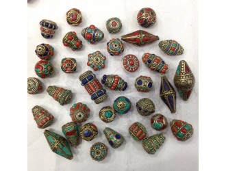 Brass Jewellery Beads