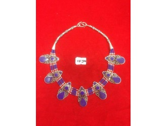 Lapis Fashion Necklace