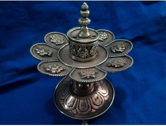 Single Petal Lotus Burner